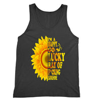 Happy Go Lucky Ray Tank Unisex