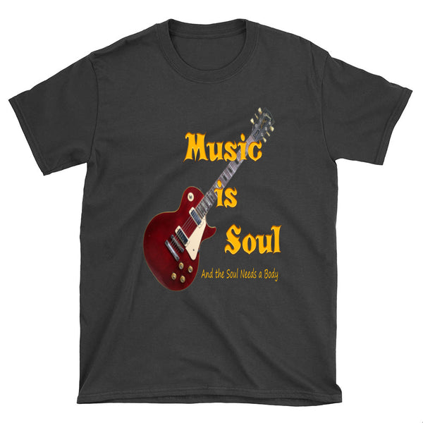 Music Is Soul