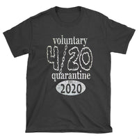 4/20 quarantine volunteer