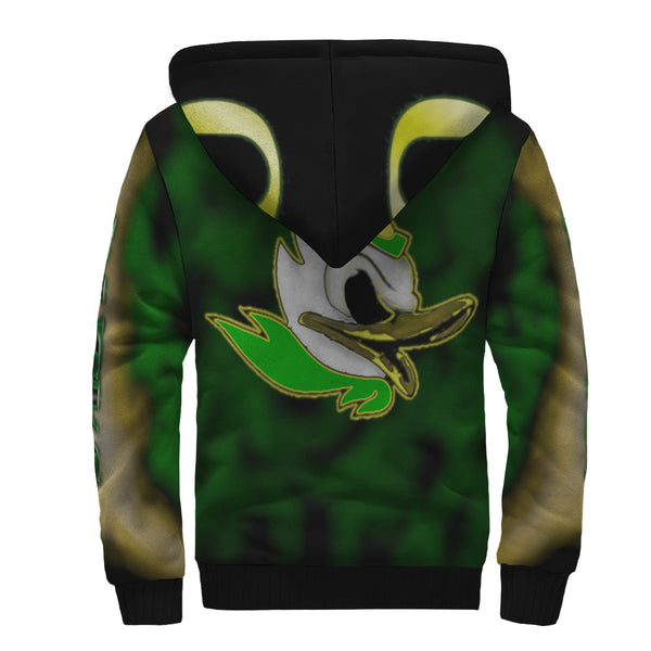 Oregon Ducks fan art AOP hoodie