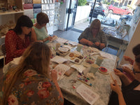 embroidery craft workshop course