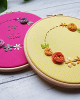 Embroidery craft course