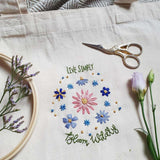 hand embroidery craft course workshop
