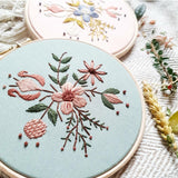 PRE - ORDER - Harvest Delight - Hand Embroidery Kit