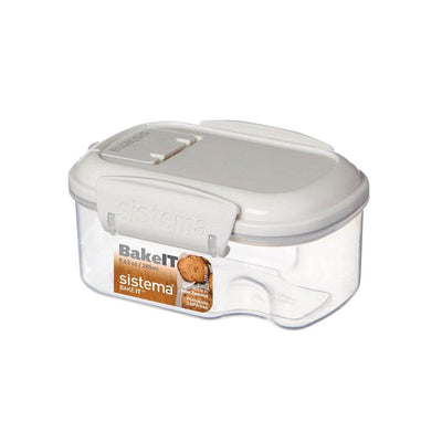 Bake It Beholder - Sistema Bake It Mini Beholder Til Bagning - 285ml - Transparent