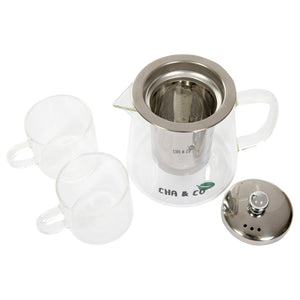 Glass Tea Gift Set