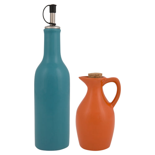 Oil & Vinegar Bottle Set
