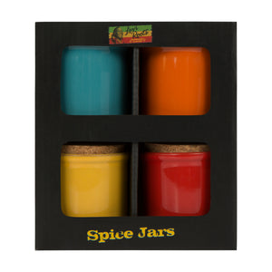 Spice Jar Gift Set