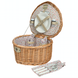 Ditzy Flower Hamper