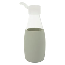 Load image into Gallery viewer, Jordan & Judy x Scandi Home Grey Glass Water Bottle