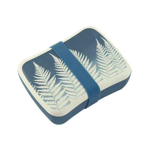 Blue Lady Fern Lunchbox
