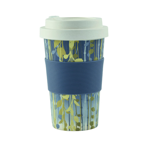Bamboo Midnight St Lucia Travel Cup