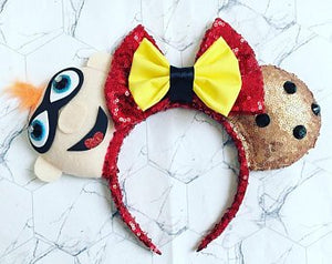 Baby Hero Cookie Ears