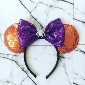 Sequin halloween Ears