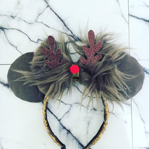 Magical Reindeer Ears