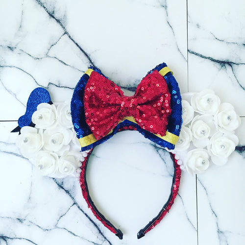 Fancy crazy duck Ears