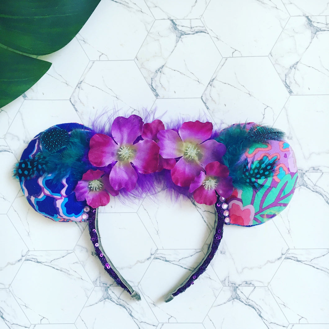 Jungle fever Glow Ears