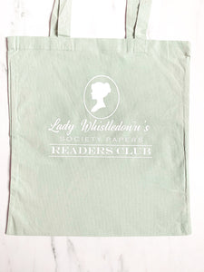 Readers Club | Tote Bag
