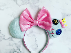 PLUSH Doll Ears