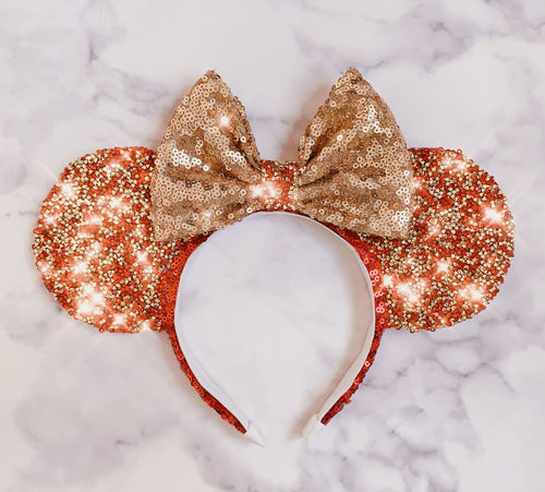 Luxury Christmas Diamond Ears