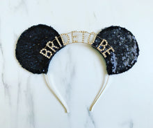 Bride to be Bling Ears
