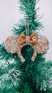 Diamond tree decoration