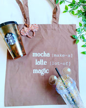 Tote Bag | Coffee & Magic Lover