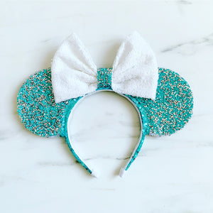 Tiffany diamond sparkle ears