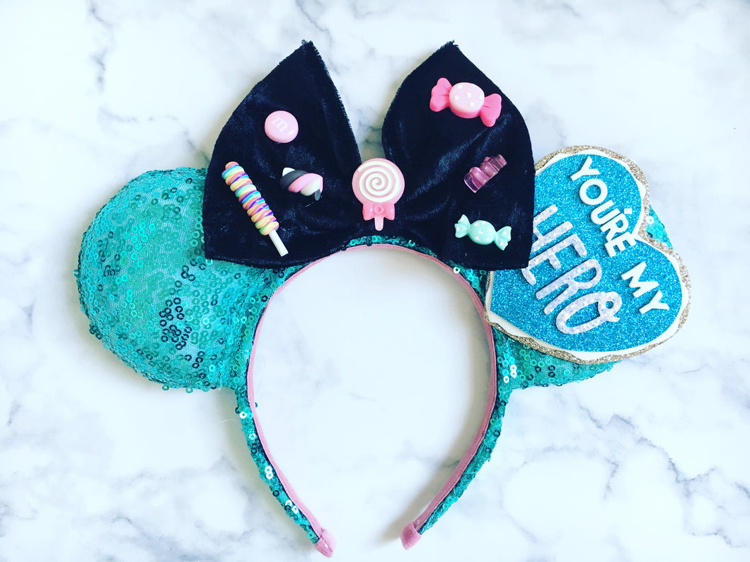 Cookie Medal Ears