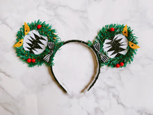 Nightmare Wreath Ears