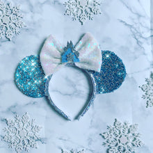Diamond Ice Holiday Castle Ears