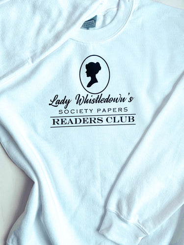 Readers Club | Sweater