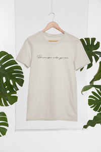 Who you are | Tee
