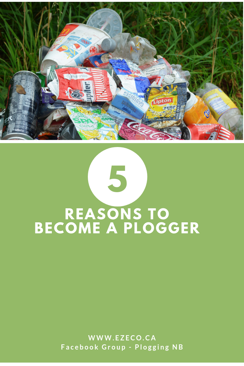 5 Reasons to Become a Plogger
