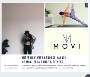 Interview with Candace from Movi Yoga