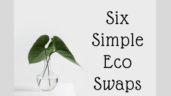 Six Simple Eco Swaps