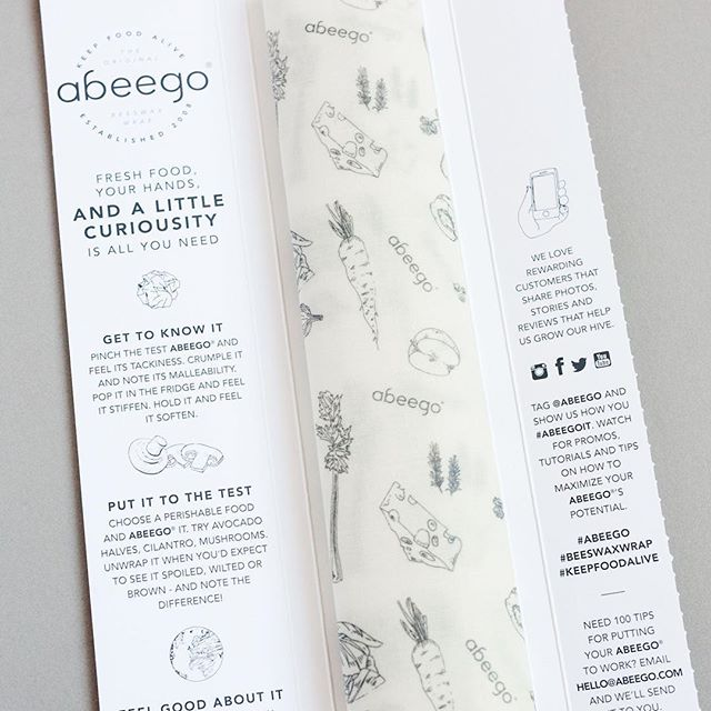 Abeego - Wax Wraps
