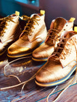 PLAYA GOLD shoes – limited edition