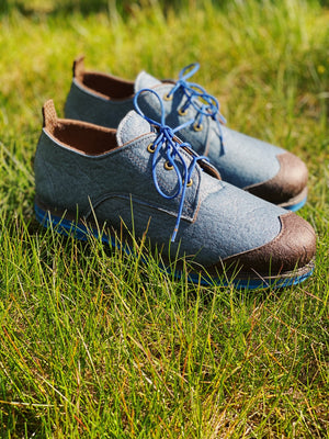 OCEAN oxfords (size 38)