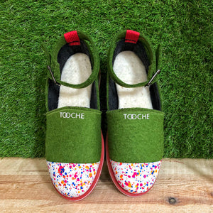 WATERMELON loafers (size 36)