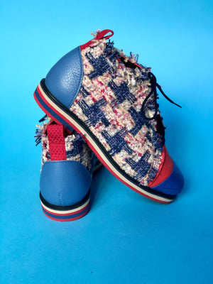 KOI TWEED shoes
