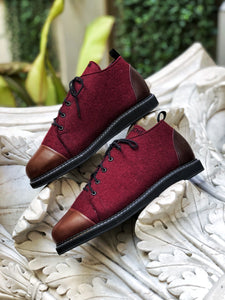 BORDO shoes