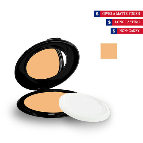 NY Bae Grand Empire Compact Powder with SPF 50 - Porsha's Sand Gaze 6 (9 g)