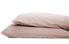 Good & Bed | Long Staple Egyptian Cotton Sateen Weave Pillowcase Set | Sahara Sand