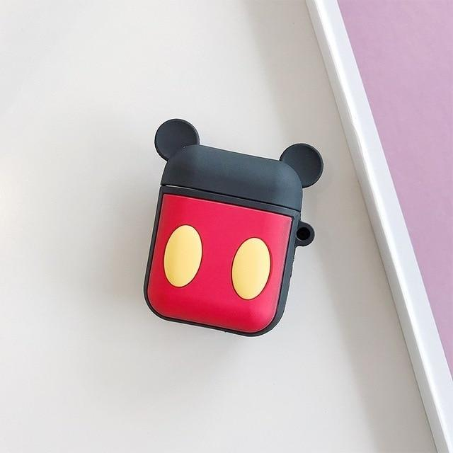 Cartoon Character Apple Airpods Case