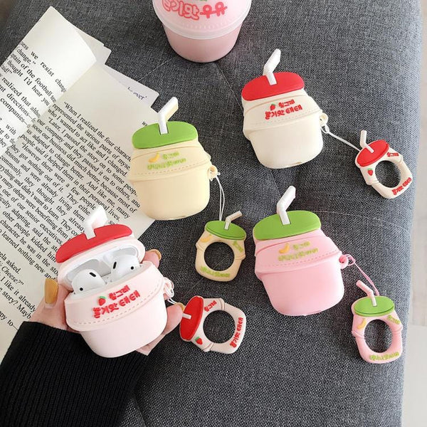 Cute Bınggrae AirPods Case