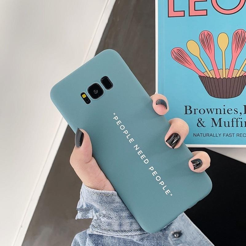 Fun Quote Samsung Case