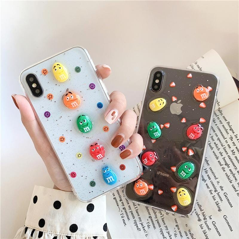 Rainbow Candy iPhone Case