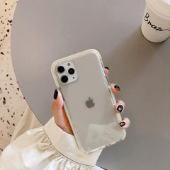 Shockproof Candy Color iPhone Case