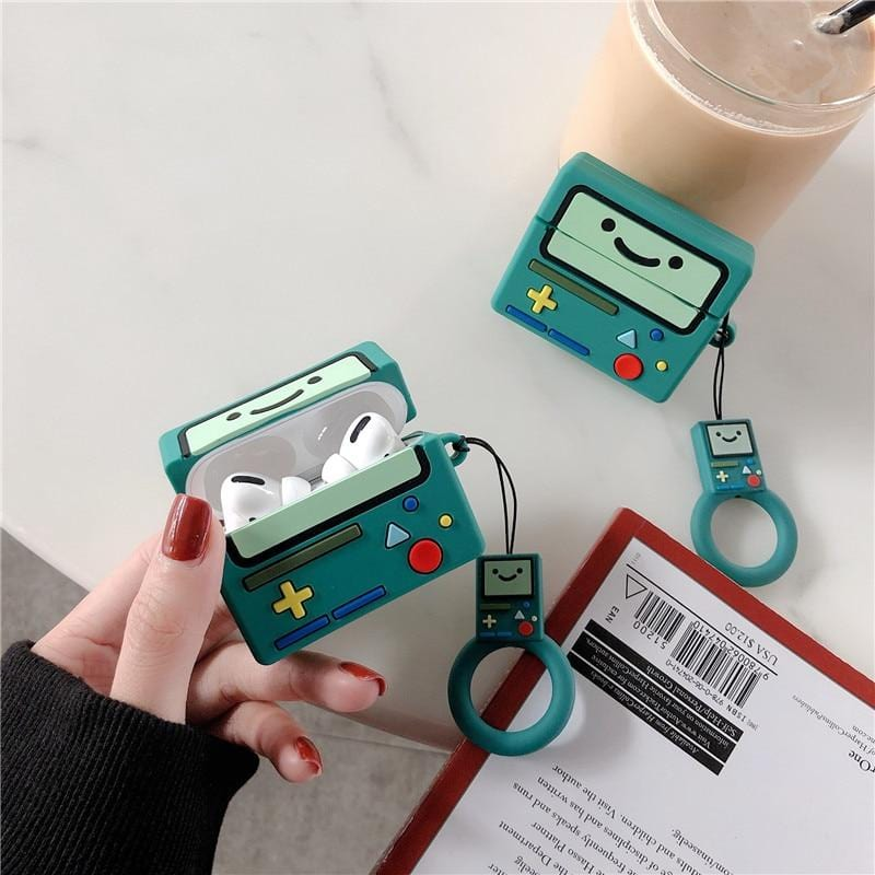 Adventure Time Game Console Airpods Case